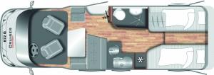 Cruiser Comfort 672 G