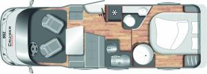 Cruiser Comfort 692