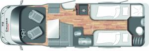 Cruiser Comfort 712