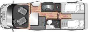 Cruiser Premium 661G