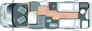 Cruiser Premium 711